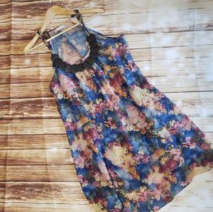 Glam & Fame Summer Dress Sundress Boho Beach Swim